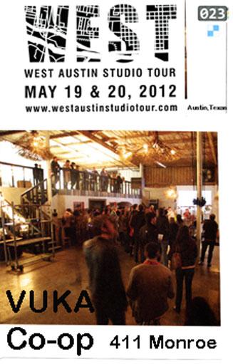West Austin Art Tour